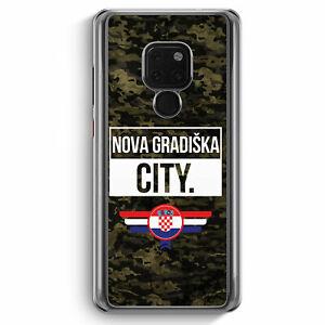 Nova-Gradiska-City-camuflaje-croacia-huawei-mate-20-funda-motivo-Design-lasobras