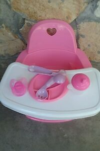 Image Is Loading FEEDING CHAIR HIGH CHAIR WITH EXTRAs FOR BABY