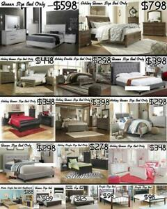 Ashley & Import Beds  from $ 98 on sale !!!!!! Mississauga / Peel Region Toronto (GTA) Preview