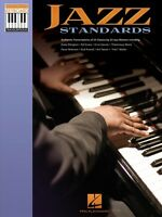Jazz Standards Sheet Music Note-for-note Keyboard Transcriptions Book 000311731