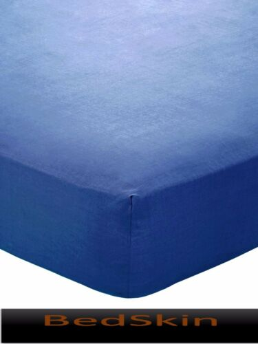 Spannbettlaken Jersey 100/% algodón Top-calidad 90-100 140-160 180-200 x 200cm