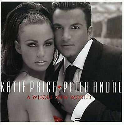 A Whole New World, Katie Price & Peter Andre, Used; Good CD