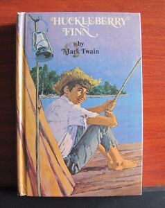 """One thought on """"Huckleberry Finn Group Blog Post: Print & Digital Versions"""""""