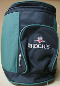 Image Is Loading Becks Beer Mini Golf Bag Style Soft Side