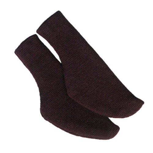 7285g42 Infirmary Exclusives Brown Socks for Action Figures 1:6