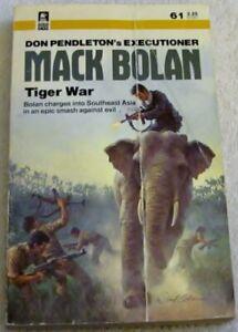 Tiger-War-Mack-Bolan-No-61-by-Marton-Sandra-Paperback-Book-The-Fast-Free