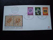 ANTILLES NEERLANDAISES - enveloppe 23/5/1973 (cy91)