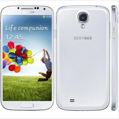 Samsung Galaxy S4 GT-I9500 Android Smartphone - 13MP Camera 16GB White Unlocked