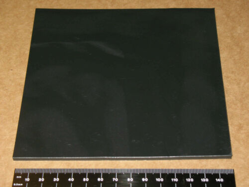 "SORBOTHANE SHEET 6X6x1//8/"" VIBRATION ISO RUBBER PAD 50D"