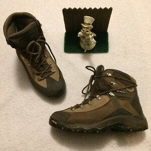 28991611bf4d7 Details about Columbia OMNI TECH GRIP Waterproof Hiking Trail Boots Men's  9.5 / 43.5 Nice