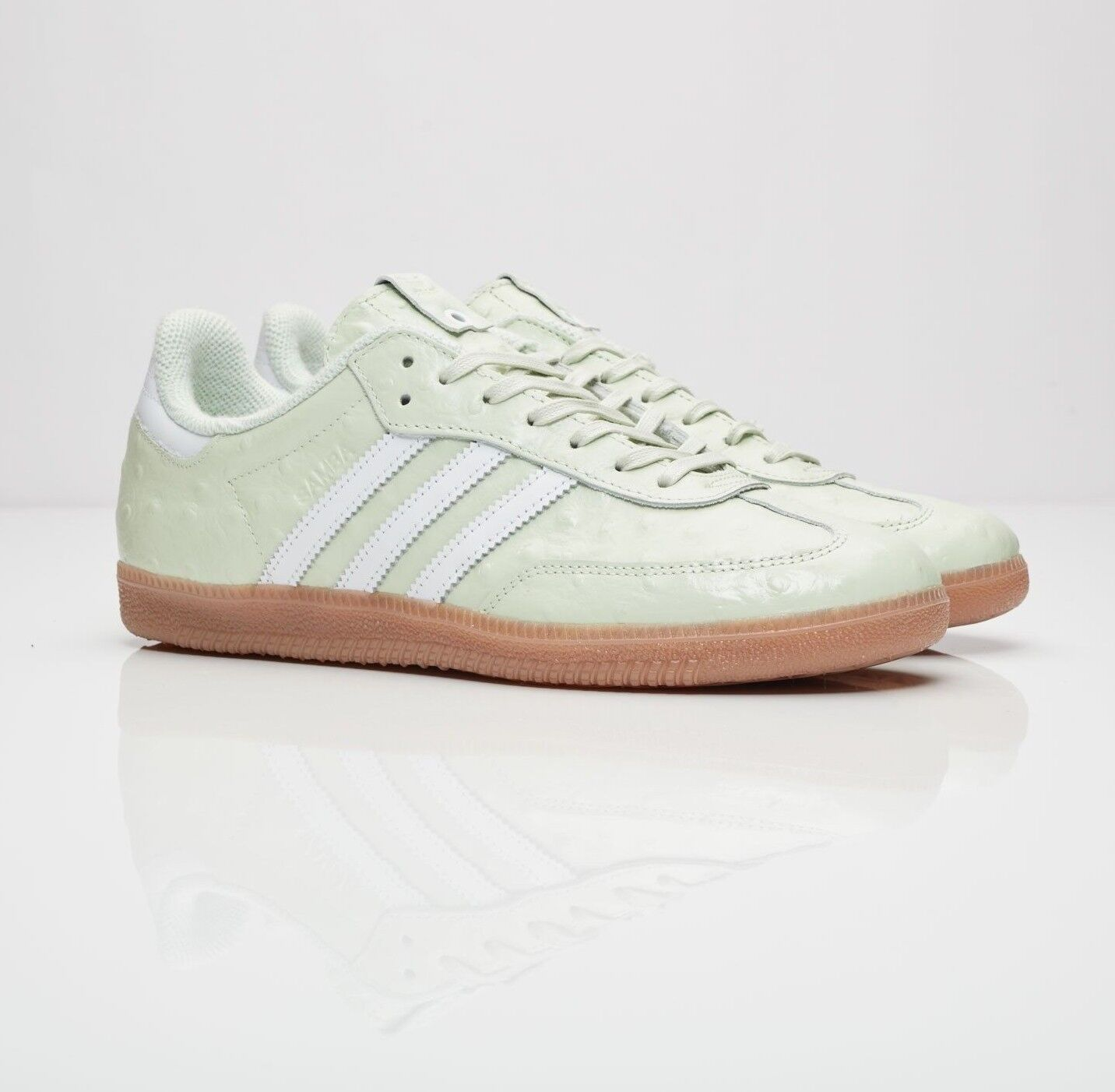 Adidas Men's Consortium Naked Samba Waves Panton White BB1144 FAST SHIP