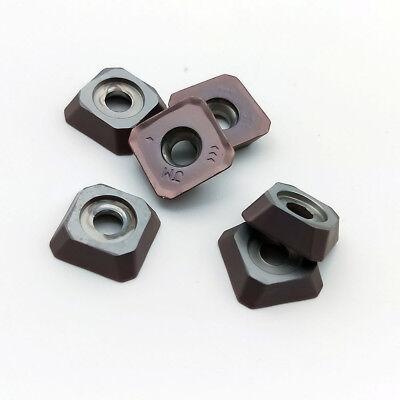 New MITSUBISHI CNC Blade DCMT070204 NX2525 DCMT21.51 Carbide Insert 10PCS//BOX