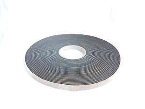 Altavoces EPDM denso banda junta autoadhesivas 9x2 mm 10m papel  </span>