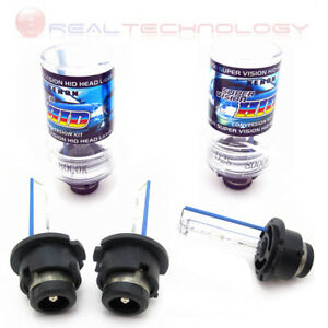Coppia Lampade D2s 8000k Bulbi Ricambio Xenon 8000k Fari Xeno D2s Ebay