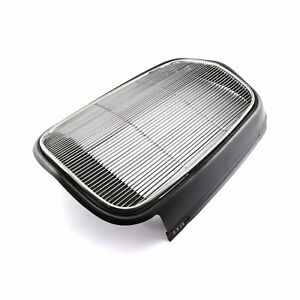 01932-Ford-Coupe-Roadster-Steel-Radiator-Shell-w-Stainless-Grill-Insert-Hot-Rod