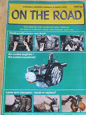 ON THE ROAD PART 32 MAGAZINE 1979 WORN OUT CLUTCH AIR COOLED ENGINES LEVER ARM D