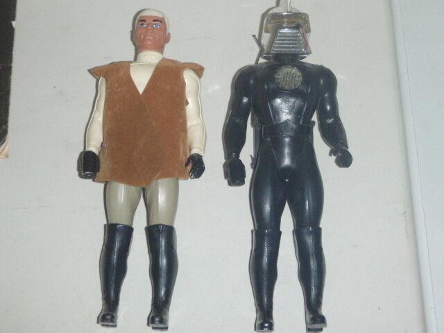 Battlestar Galactica Cylons & Colonial Guerrero (días haz de luz láser) 1978