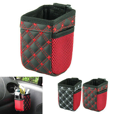 Car Mobile Phone Bag Auto Supplies Pouch Buggy Outlet Grocery Storage Pockets TO