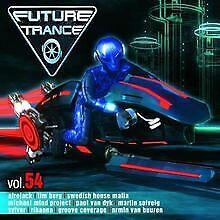 Future-Trance-Vol-54-von-Various-CD-Zustand-gut