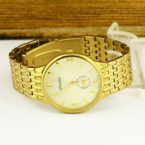 Adriatica Swiss made quartz men's wristwatch caliber Ronda 1069 Swiss made