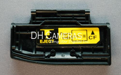 New Nikon D200 CF Memory Card Chamber Lid//Door//Cover COMPACT FLASH DOOR