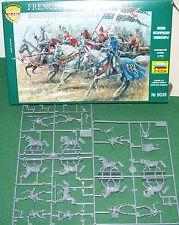 Zvezda French Knights Cavalry #8036 1/72 plastic