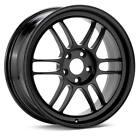 "ENKEI RPF1 15x7"" Racing Wheel Wheels 4x100 ET35/41 BLACK"