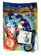 Sonic The Hedgehog Party Fun Toy Pack 48 Pieces