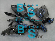 Blue flamesFairing Kit Suzuki GSX600F GSX750F Katana 2004 2005 2003-2006 13 D7