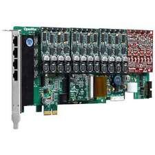 OpenVox AE1610E31 16 Port Analog PCIe card 12x FXS, 4x FXO with Echo Cancelation