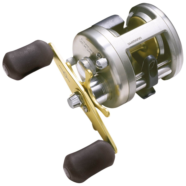 Shimano Cardiff 400 A Righthand Baitcast Fishing Reel, CDF400A