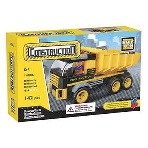 Dumper Truck BricTek Building Block Construction Toy Brick Dump Truck