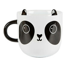 Sass and Belle Panda Kawaii Friends Mug - Ceramic Tea/Coffee cup.