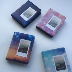 64-Taschen-3-Zoll-Sternenhimmel-Filme-Fotoalbum-fuer-Fujifilm-Instax-Mini-loud