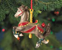 Breyer 700612 Melody Porcelain Prancer Carousel Horse Ornament Christmas -