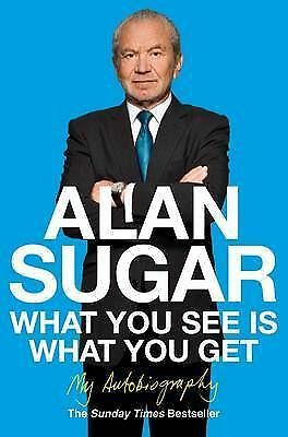 New What You See Is What You Get: My Autobiography [Unabridged] [Paperback] by S
