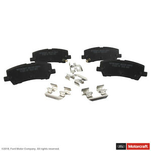Standard Premium Front fits 15-19 Ford Mustang Disc Brake Pad Set-Pads
