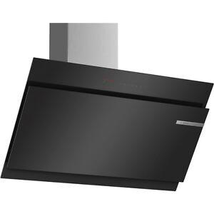 Bosch-DWK97JQ60-Wandhaube-90-cm-Glas-schwarz-Abluft-oder-Umluft-EEK-A