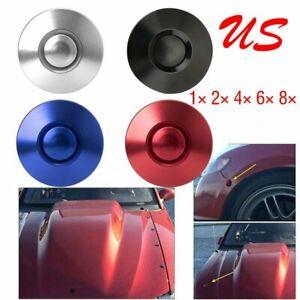 Quick-Release-Latches-Push-Button-Racing-Car-Hood-Pin-Bonnet-Lock-Bumper-Clip-Ki
