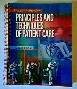 Principles-and-Techniques-of-Patient-Care-by-Frank-M-Pierson-1998-Paperback