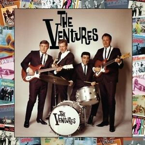 The-Ventures-Very-Best-of-New-CD-UK-Import