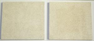 2 Bricks 235 x 135 x 25mm Rear Fire Bricks compatible with Aarrow Ecoburn 7