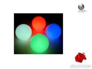Balle Phosphorescente et Lumineuse Verte Mr Babache Jonglerie PRO Juggling zVOnVIUE-07150027-468963002