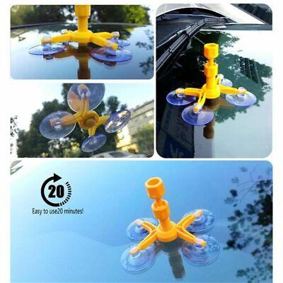 DIY Windshield Repair Kit Car Window Glass Scratch Crack Restore Repair Tools