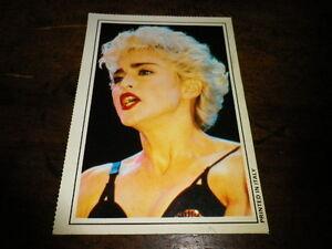 Madonna-Tarjeta-de-Papel-Paper-Tarjeta-N-3