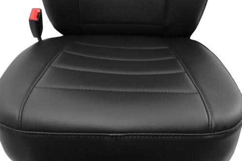 VW Transporter T4 Passform Sitzbezüge Schonbezüge 1+2  Doka Pritsche Kunstleder