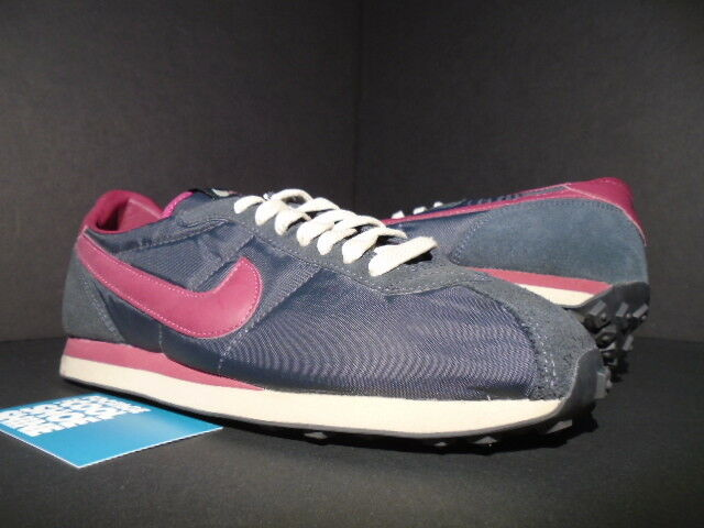 WOMEN 2002 WAFFLE TRAINER CORTEZ ANTHRACITE MAROON RED GREY 302518-061 BLUE 302518-061 GREY 8 a0e812