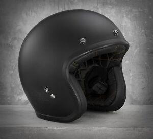 Harley Davidson Open Face Helmet Eu Uk Road Legal