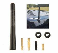 Universal 47 Auto Aluminum Alloy Carbon Fiber Fm Am Radio Car Aerial Antenna