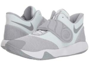 7427937798fb Nike KD TREY 5 VI Basketball Shoes White Wolf Grey White AA7067-100 ...